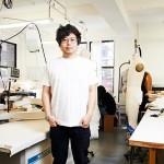 起業家、異色のファッションクリエイター