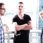 3人で付き合うゲイカップル「愛の三角関係」の上手な作り方