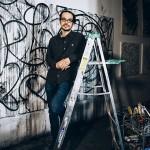 """""""社会への反発メッセージ""""を超えるグラフィティ文化を伝える、唯一の日本人アーティスト"""