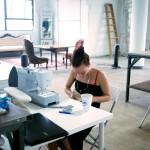 """""""巨大空間""""ではじまるアメリカン・ファッション再生劇。95%の仕事を失ったNYアパレル産業エリア"""