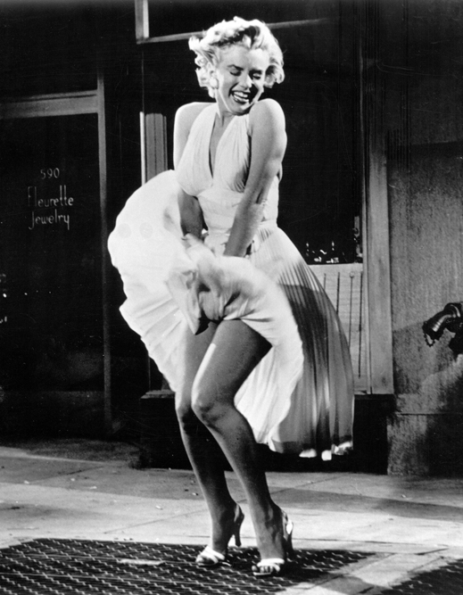 "Marilyn Monroe ""Seven Year Itch, The""1955 / 20th Century Fox"