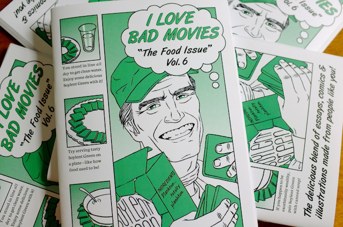 Cover - I Love Bad Movies 6