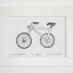 """何かがオカシイ。3歳から88歳のみんなが描いた""""私の頭の中の自転車""""を再現"""