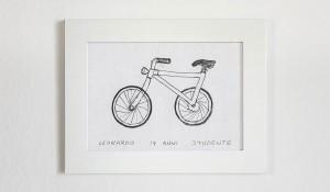 """何かがオカシイ。みんなが描いた""""私の頭の中の自転車""""を再現"""