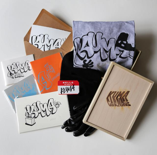 Kuma x Carnage box set