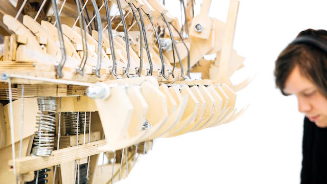 Wintergatan Marble Machine and Martin_4