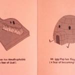 【今週のZINE】もう◯◯なんて怖くない! 「恐怖症」を笑い飛ばしてくれるメンタルケアジン『HOORAY FOR PHOBIAS!』