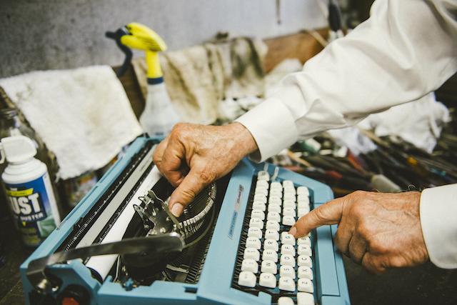 Gramercy Typewriter-107