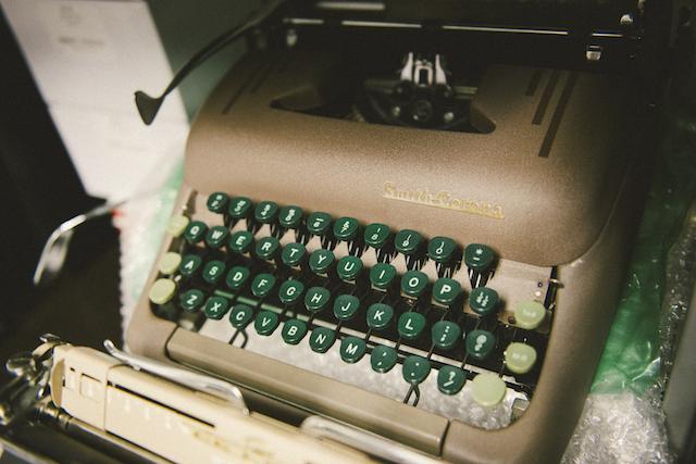 Gramercy Typewriter-74