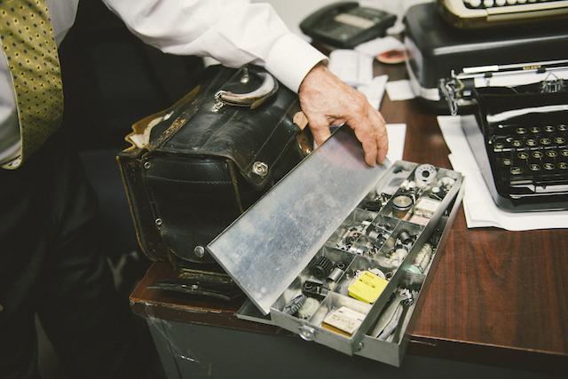 Gramercy Typewriter-91