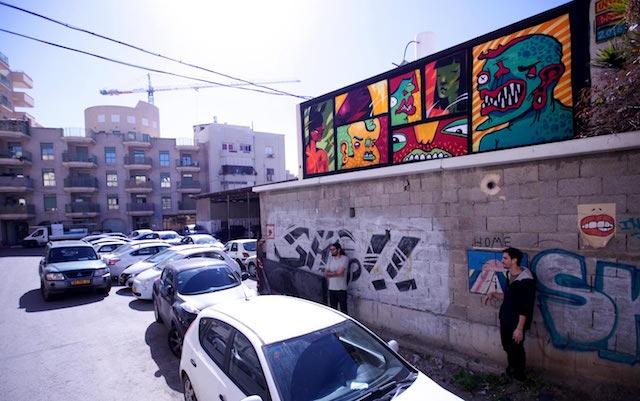 Tel Aviv - Dioz and UNTAY