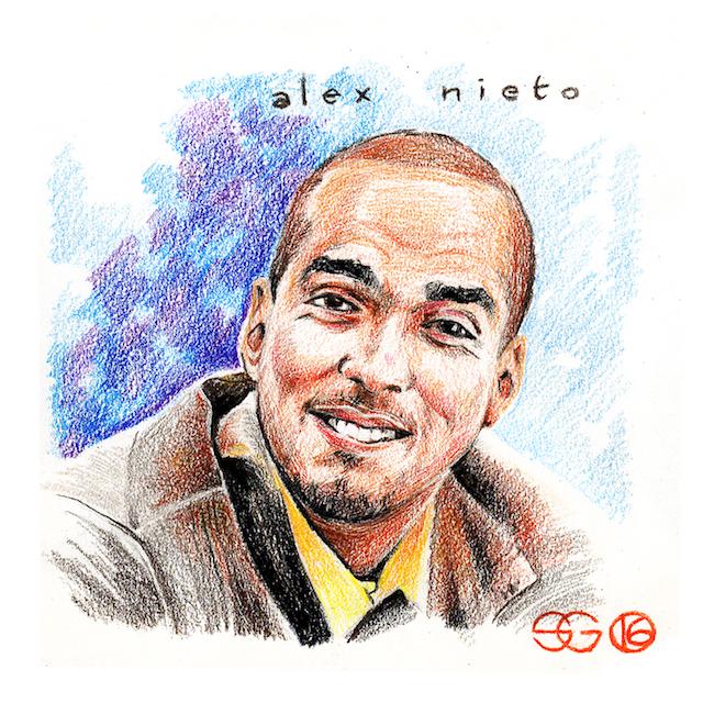 Alex Nieto