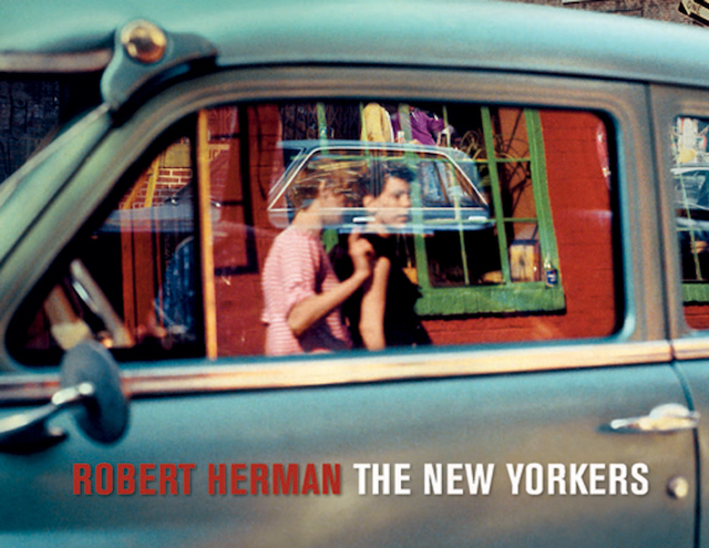 The New Yorkers_cover