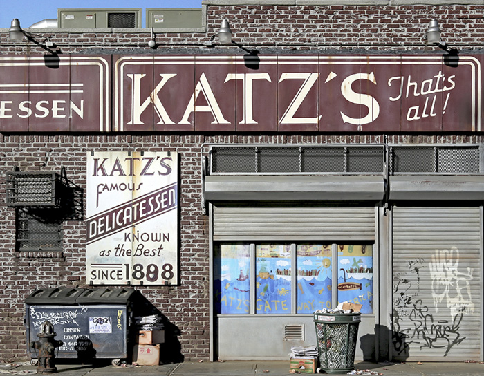 Katz's Deli miniature Front
