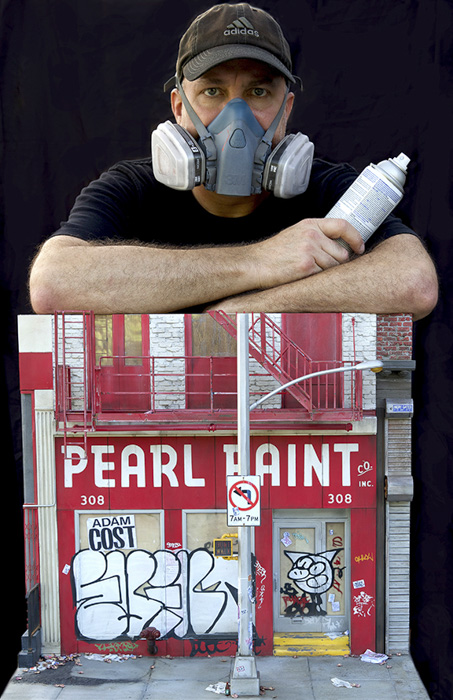 Randy Hage - Pearl Paint