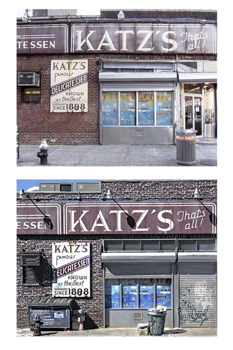 katz's comp