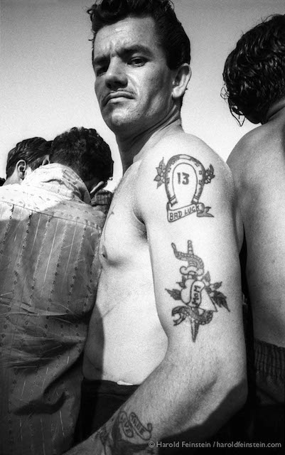 CI-004 Bad Luck Tattoo, 1957
