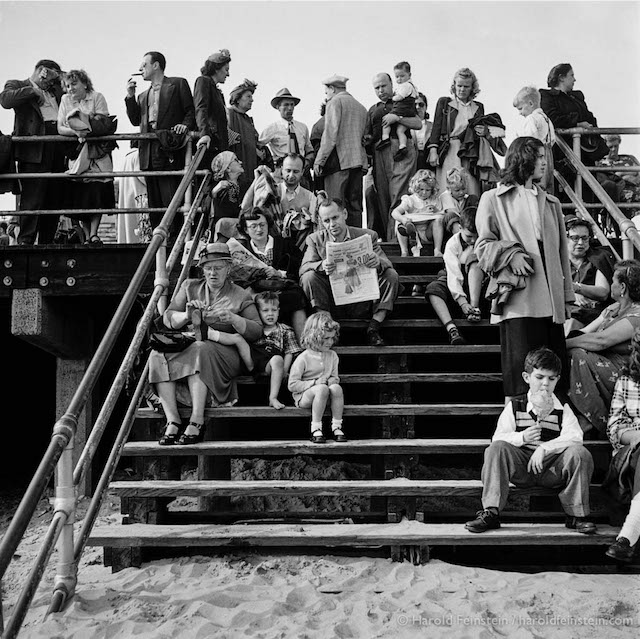 CI-009 Boardwalk Stairs, 1950