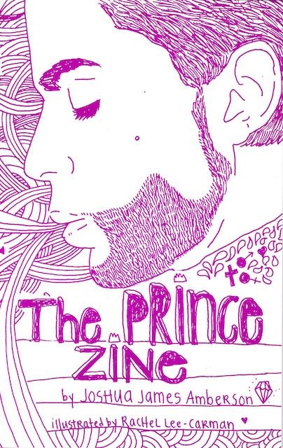 Prince Zine cover