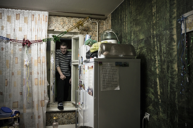 Teenagers of Chernobyl grew up.