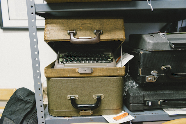 Gramercy Typewriter-30