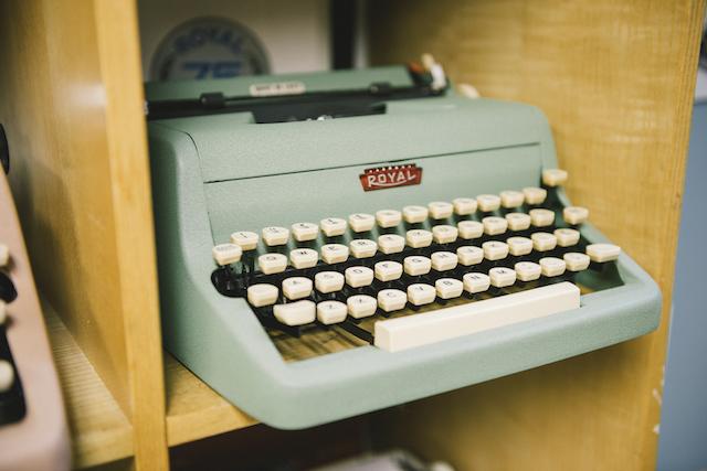 Gramercy Typewriter-58