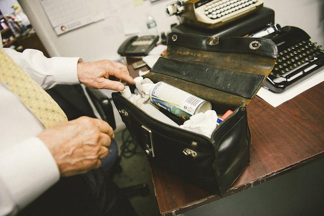 Gramercy Typewriter-88