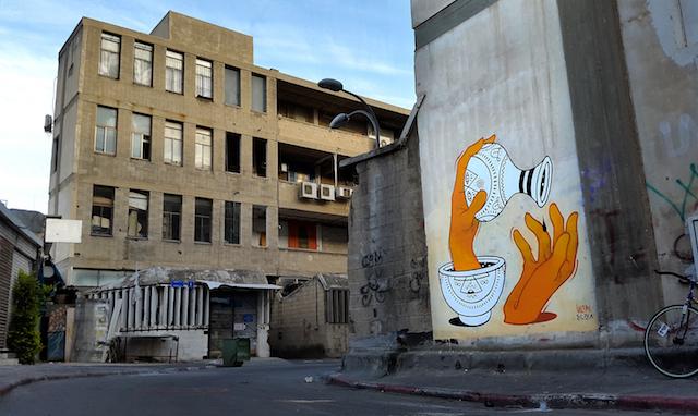 Tel Aviv - Elna and UNTAY