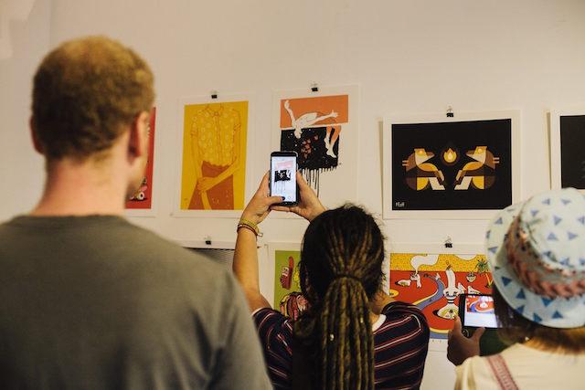 prettimess collective posterize exhibition02
