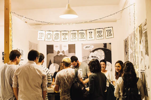 prettimess collective posterize exhibition03