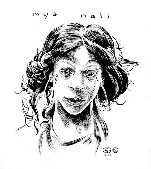 Mya Hall
