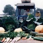 「巨大野菜は作れる!」その道30年のフィリップおじいさんに聞いた、50キロのキャベツ、1メートルのズッキーニの作り方