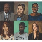 黒人兄ちゃんとユダヤ教リーダーも。近所の揉めごと見事解決、バラバラのコミュニティを繋げた「200枚の肖像画」とは?