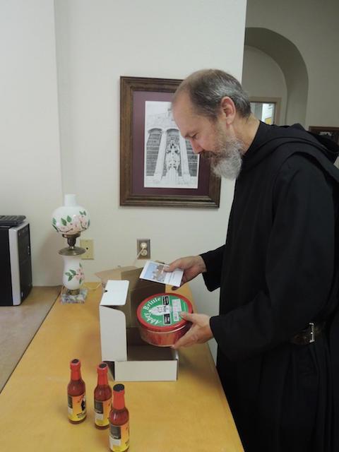 Reginald Udouj(レジナルド・ユードゥージ)修道士