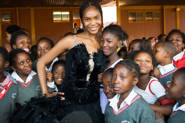 Joburg Ballet Senior Soloist Kitty Phetla on a School Visit_Photo Lauge Sorensen_Med Res