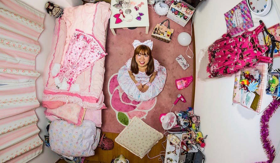 ROOM#256 - RYOKO - 25years old –  IT Engineer - Tokyo – Japan copy (1)