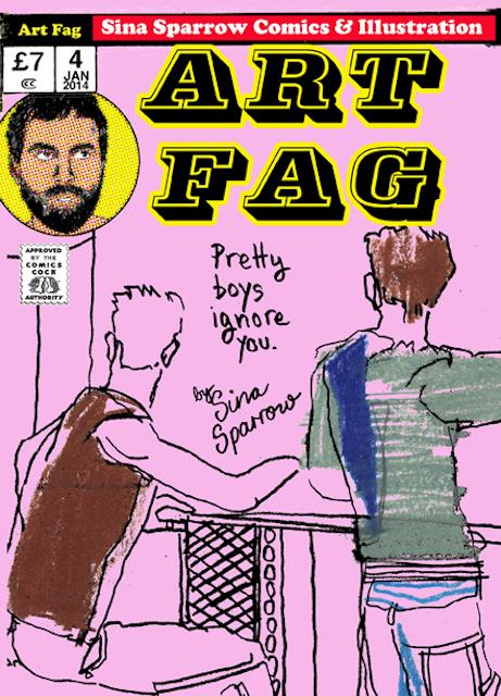 ART FAG 4 for heaps