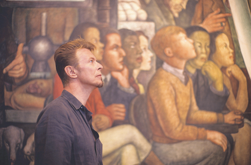 David Bowie Mexico 1997 © Fernando Aceves 10