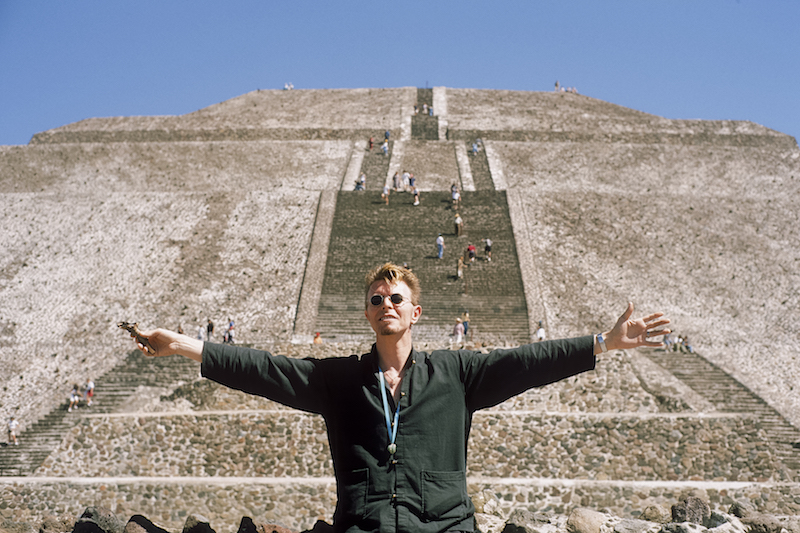 David Bowie Mexico 1997 © Fernando Aceves 6