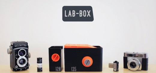Cover Lab-Box Kickstarter