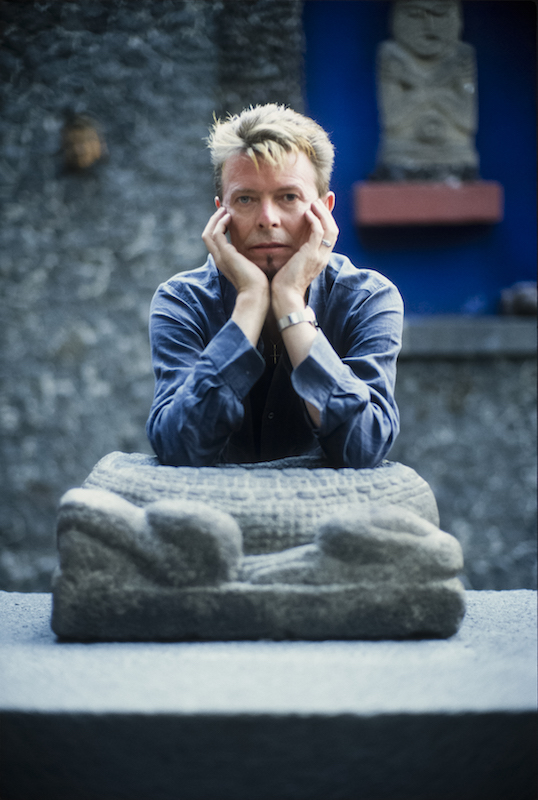 David Bowie Mexico 1997 © Fernando Aceves 3