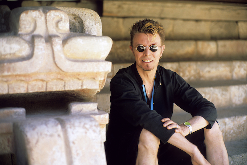 David Bowie Mexico 1997 © Fernando Aceves 8