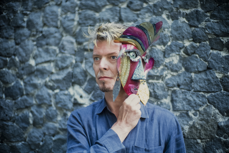 David Bowie Mexico 1997 © Fernando Aceves 4