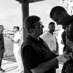 """たった一人で難民を癒した25年。シチリア・""""難民が流れ着く島""""、孤高の医師ドキュメント"""