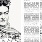 """【今週のZINE】""""イラスト&バイオ""""で「フェミニズム入門」。ジャニスもフリーダも集結。歴代のアイコニックなフェミニストジン『Ilustrated Women in History』"""
