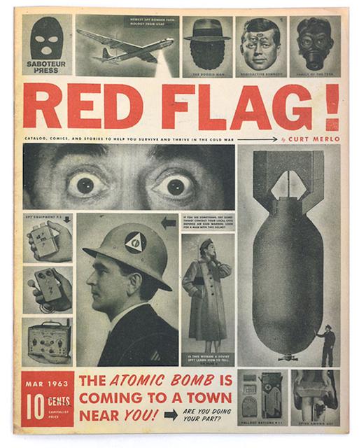 今週のZINE】冷戦時代、国民を扇動した「プロパガンダ・ポスター」を ...