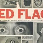 【今週のZINE】冷戦時代、国民を扇動した「プロパガンダ・ポスター」を収集。当時の空気感も閉じ込めたパンフレット・ジン『RED FLAG!』