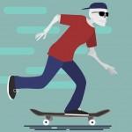 スケートパークに一人はいる「poser(ポーザー)」って?今週は「スケーター」たちのスラング/ Urban English