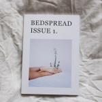 """【今週のZINE】「ベッドのうえのこと(兄弟との、恋人との思い出とか)」。""""人生3分の1を過ごすベッド""""を語るフォトエッセイジン『Bedspread』"""