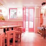 いま絶対に売れる「ミレニアル・ピンク」について。店内がピンク一色のレストランもオープン、雑誌の表紙もピンク、ピンク、ピンク。
